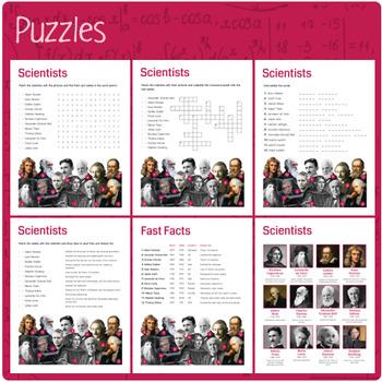 Scientists (Puzzles & Fun Stuff)