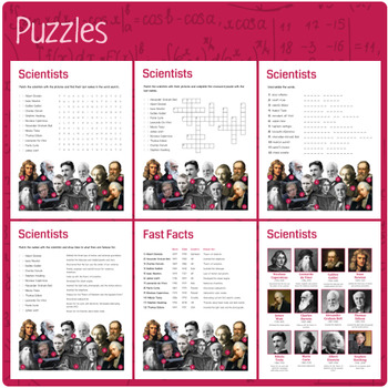 Scientists (Puzzles & Fun Stuff)