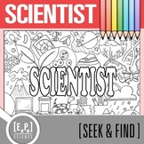 Scientists Seek & Find Doodle Page