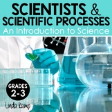 Distance Learning Scientists & Scientific Processes | 2nd 3rd Grade