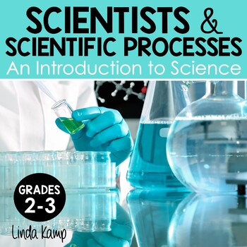 Distance Learning Scientists & The Scientific Method | 2nd 3rd Grade