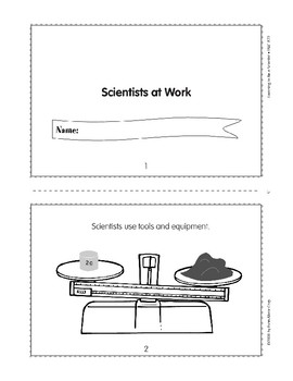 Scientists Use Tools and Equipment