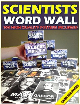Scientists: Word Wall