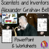 Scientists and Inventors   -  Alexander Graham Bell PowerP
