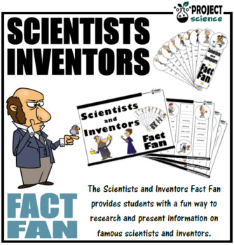 Scientists and Inventors Fact Fan