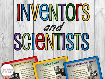 Inventors and Scientists Presentation