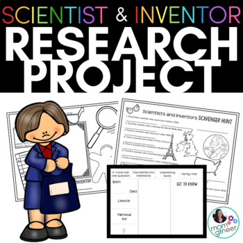 Scientist and Inventor Research Project