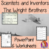 Scientists and Inventors   -  The Wright Brothers PowerPoi