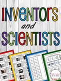 Inventors and Scientists No-Prep Unit