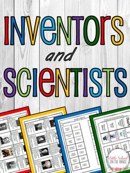 Inventors and Scientists No-Prep Unit