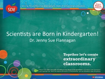 Scientists are Born In K Handout
