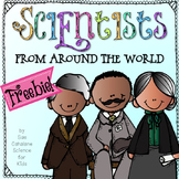 Freebie! Scientists from Around the World