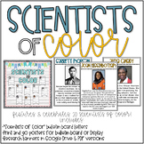 Scientists of Color Bulletin Board and Research Activity