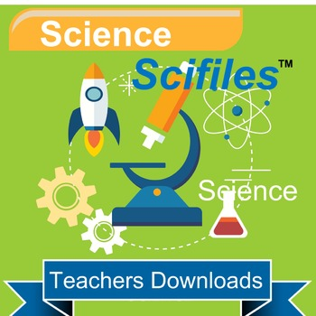 Scifiles - Teachers Downloads Bundle - Files