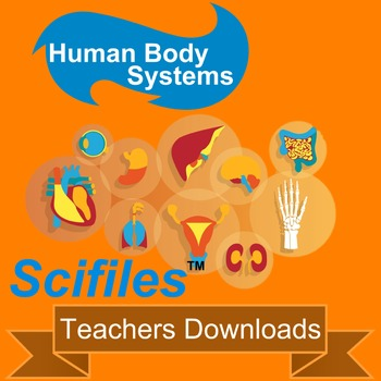 Scifiles - Teachers Downloads: Human Body Systems Edition - Files
