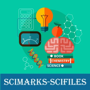 Scimarks-Scifiles Science Bundle - Bookmarks & Files