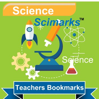 Scimarks - Teachers Bookmarks Bundle