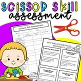 Cutting Practice: Scissor Skill Assessment