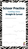 Cutting Practice - Straight and Curved Lines