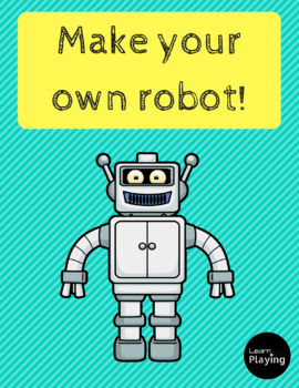 Scissor Practice: Make your own Robot