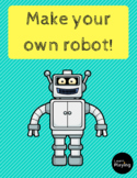 Scissor Practice: Make your own Robot