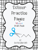 Scissor Practice Pages: 'Murica Pack