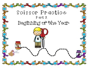 Scissor Practice Part 2