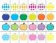 Scissor Practice Strips: Apples BUNDLE