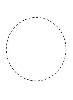 Scissor Skill Practice Sheets