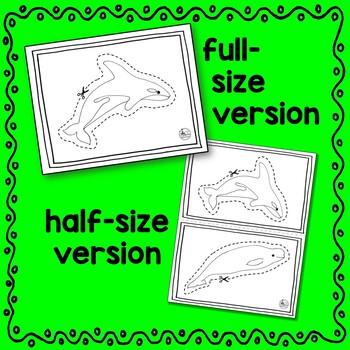 Scissor Skills - Arctic Animals