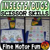 Scissor Skills Bugs Scissors Practice Cut and Paste No Pre