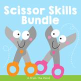 Scissor Skills Cutting Practice Bundle