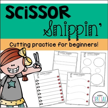 Scissor Snippin'- Cutting Practice for Beginners