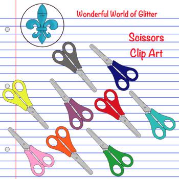 Scissors Clip Art