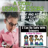 Scissors Safety- A Social Story #falldealsprekto1
