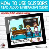 Scissors Safety Story | Boom Deck