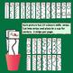 Scissors Skills Cutting Skills Strips Tropical Santa
