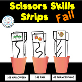 Scissors Skills Cutting Skills Strips