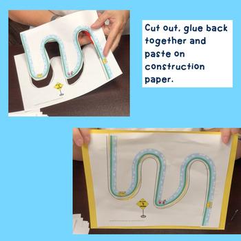 Scissors Skills Practice Activities
