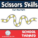 Scissors Skills Activities Preschool Prek Kindergarten Special Ed