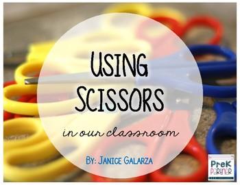 Scissors {Social Story}