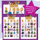 Scooby-Doo 5x5 Bingo 30 Cards