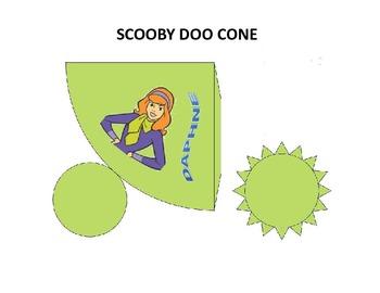 Scooby Doo Cone