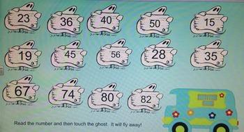 Scooby Doo Kindergarten-First Grade Smartboard Review