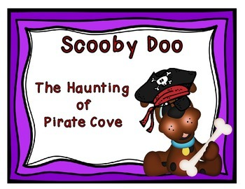 Scooby Doo The Haunting of Pirate Cove Book Study
