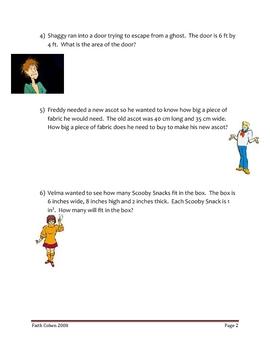 Scooby Doo Volume