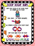 Scoop Rocker Rules Poster - Flexible / Alternative Seating