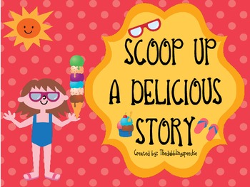 Scoop Up A Delicious Story FREEBIE