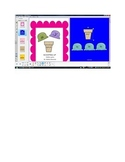 Scoop Up- Addition SmartBoard Game