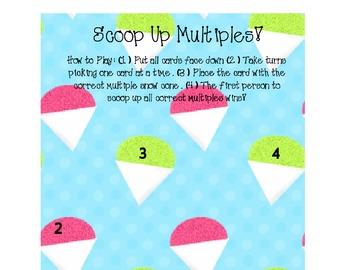 Scoop Up Multiples